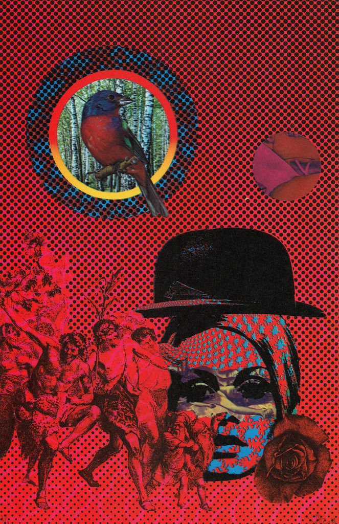 "ephemera assemblyman: Collages of Wilfried ""Sätty"" Podriech"