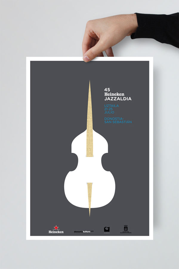 45 Heineken Jazzaldia on the Behance Network