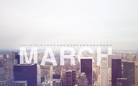 All sizes | March 2011 Calendar | Flickr - Photo Sharing!
