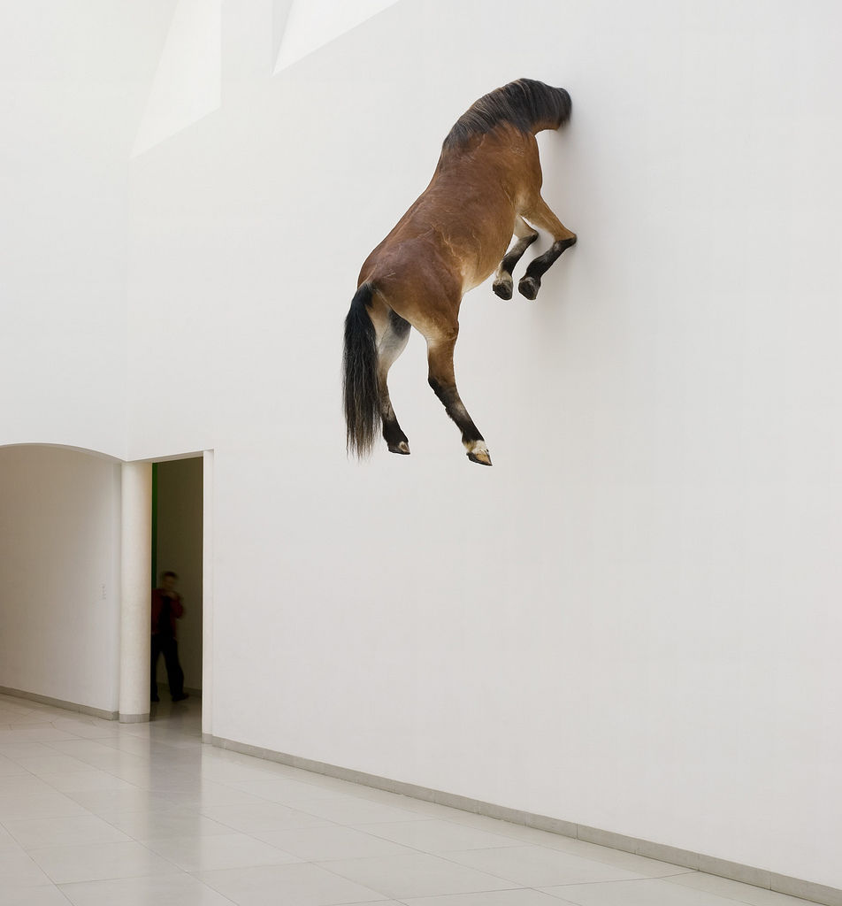 All sizes | Maurizio Cattelan | Flickr - Photo Sharing!