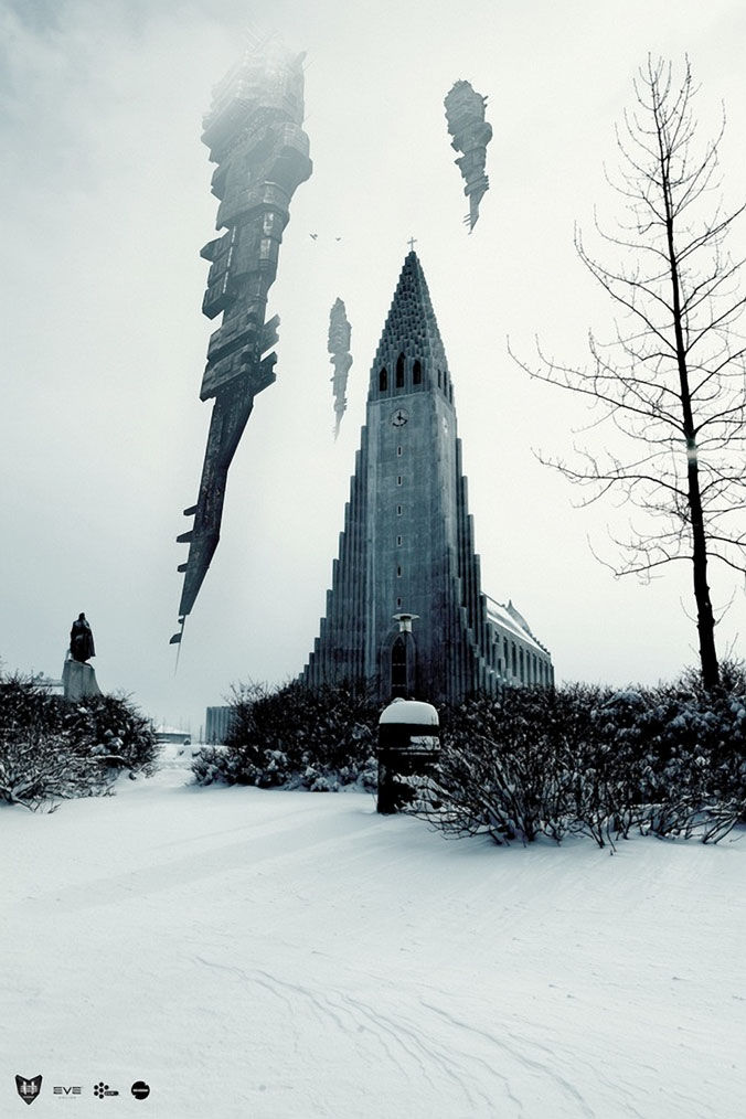 Sig Vicious — Reykjavik Invasion — Designaside.com