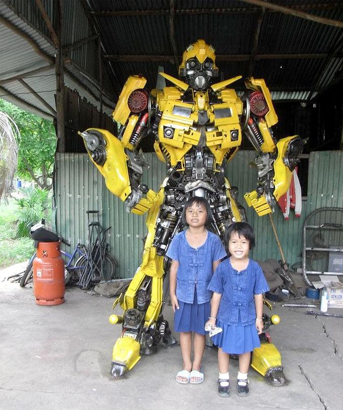 Anchalee Saengtai — Transformer — Designaside.com