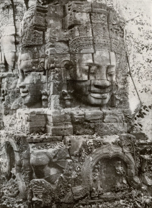 davidreno — Cambodian architecture and sculpture (via but does...