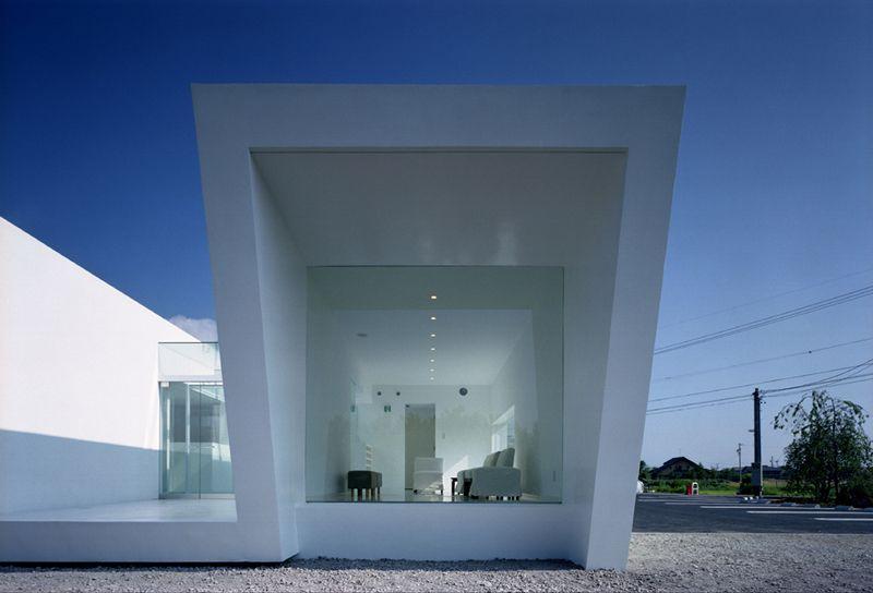 Photo03_Minami-Nagano Dental Clinic & Residence_Project_HIROKI TANABE
