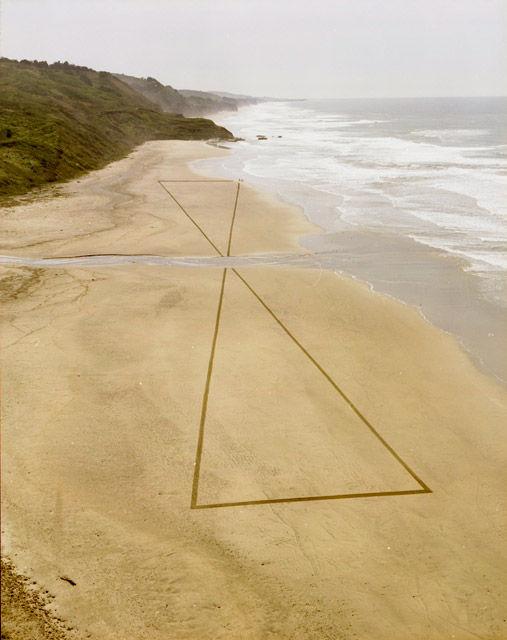 Jim Denevan's Sand Etchings   COLT   RANE