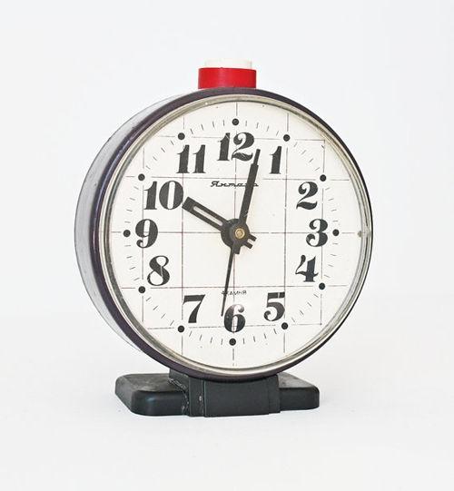 Restored Soviet-Era Alarm Clocks | CMYBacon