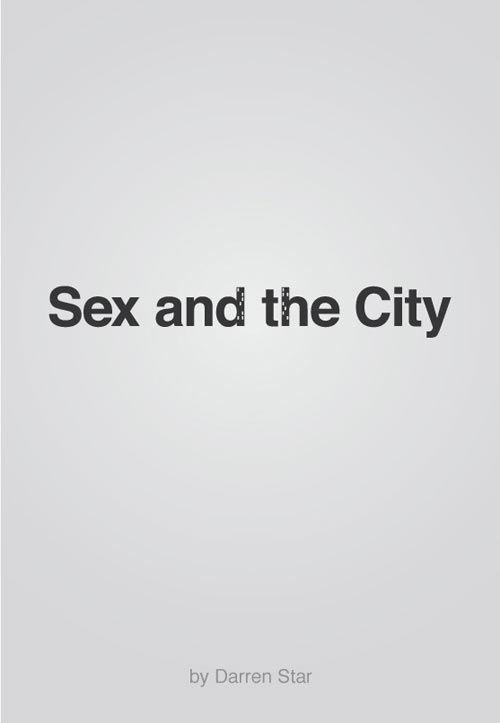 Minimalist Typography Poster Series by Patrik Svensson | Design Milk