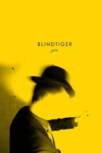 Blind Tiger Poster  JJ Garofalo