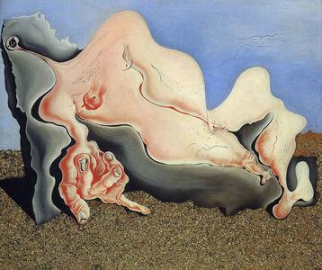 Toutes les tailles  Salvador Dali, Female Nude, 1928  Flickr : partage de photos