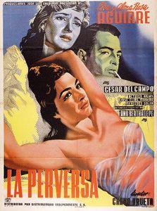 La perversa [Film poster]