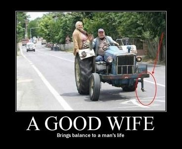 Funny Pictures on LolSnaps - A good wife