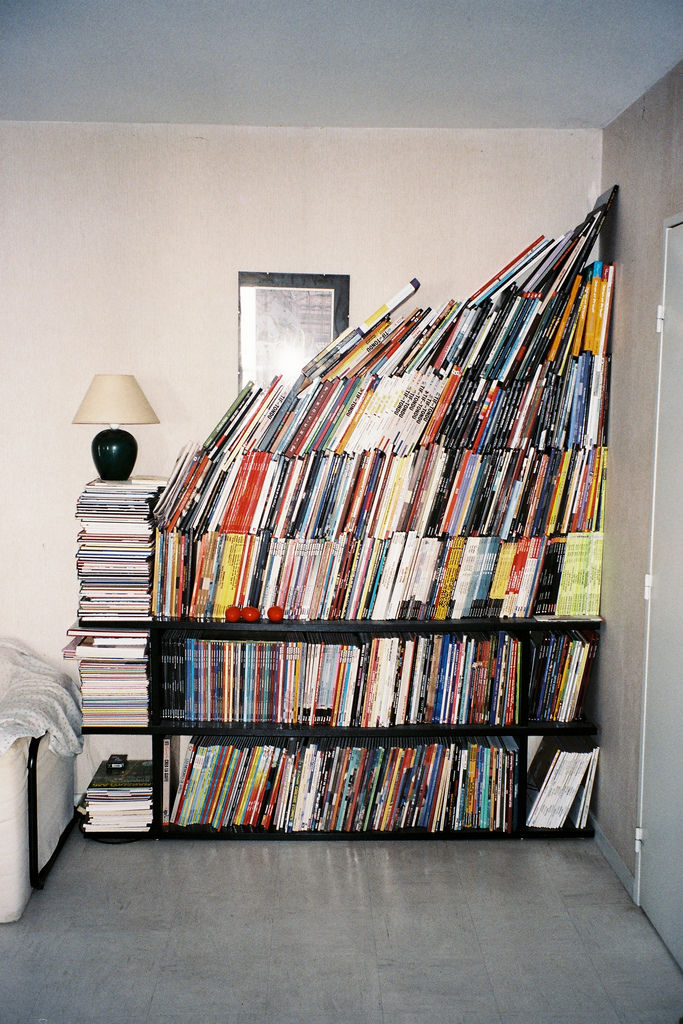 All sizes | bibliothèque | Flickr - Photo Sharing!