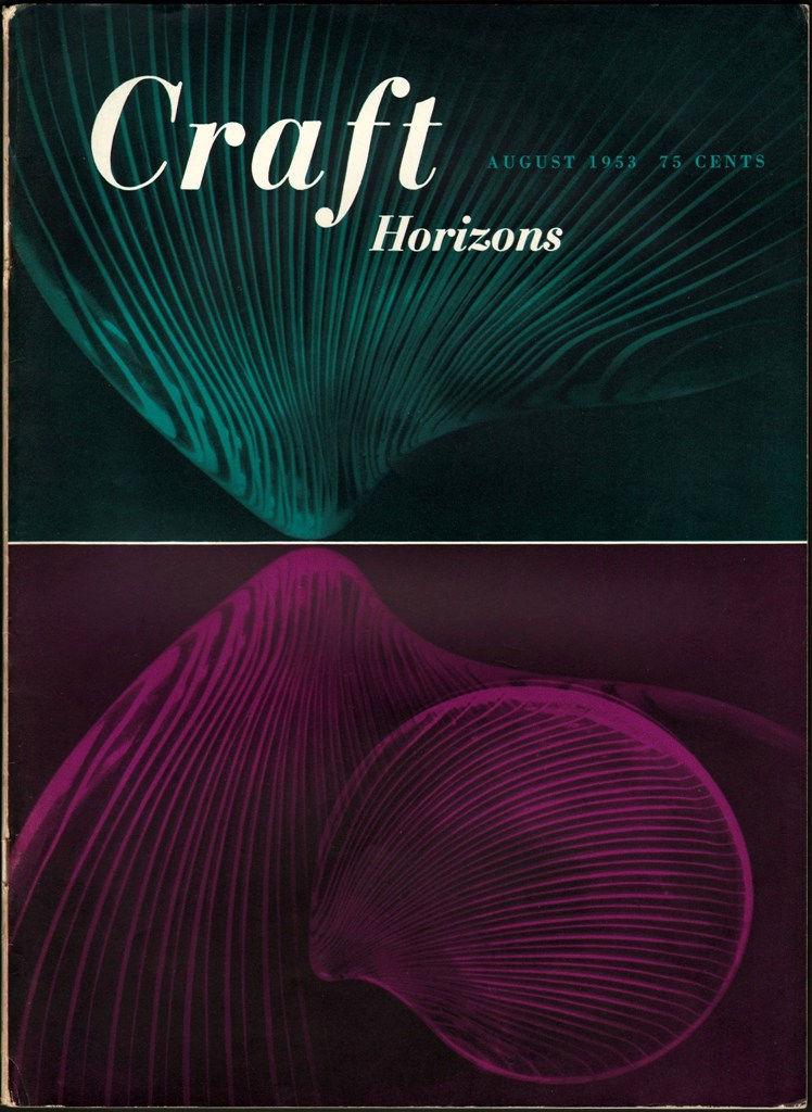 Toutes les tailles  Craft Horizons July August 1953  Flickr : partage de photos