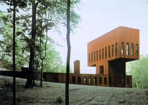 Flickr Photo Download: Simon Ungers T-house