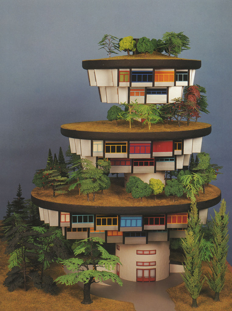 Flickr Photo Download: hundertwasser - high-rise meadow house by manhardt