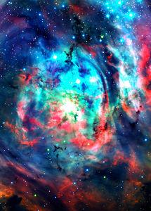 Lagoon Nebula  ?