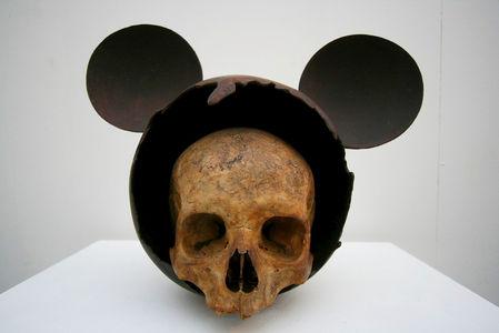 Mickey Mouse 's Skull