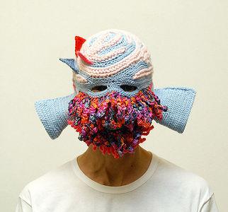 Le maschere di Aldo Lanzini — Designaside.com