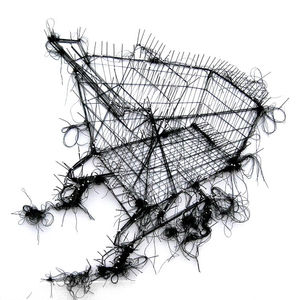 Debbie Smyth — Disegnare con un filo — Designaside.com
