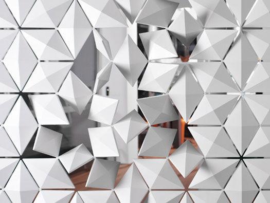 Facet Space Divider by Bas van Leeuwen and Mireille Meijs