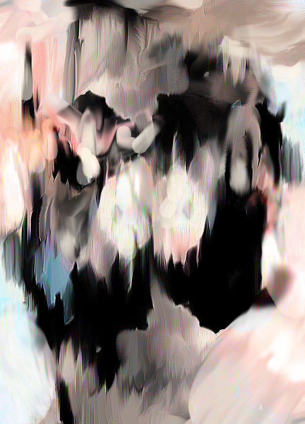 MISC DRAWINGS PAINTINGS 2011   Petra Cortright