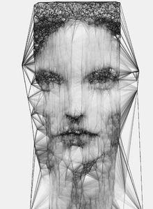 Monolithic fragility, generative work by Sergio Albiac | Sergio Albiac