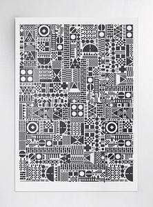 FFFFOUND! | 74_geometrica-ii--3.jpg 510×689 pixels