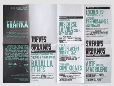 GRÁFIKA on the Behance Network