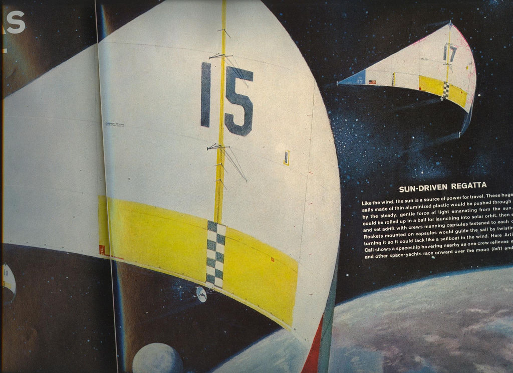 Flickr Photo Download: spaceship of the future (1961)
