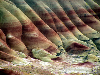 The Painted Hills  Flickr : partage de photos