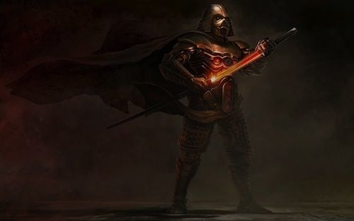 Artist Reimagines 'Star Wars' Characters As Samurai - DesignTAXI.com