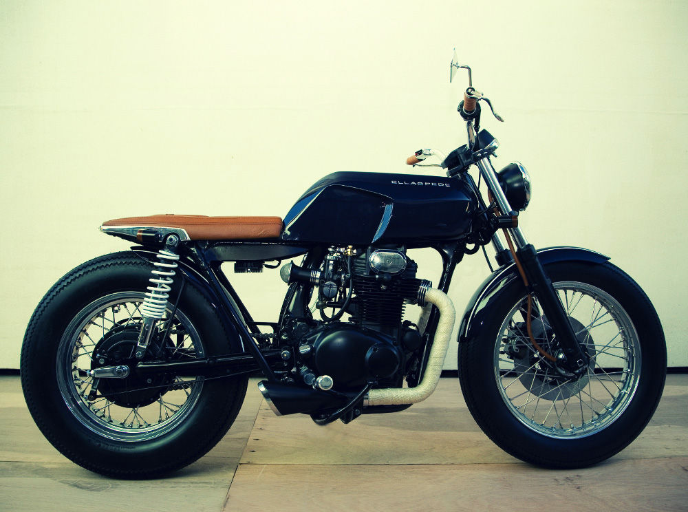 Honda CB350 by Ellaspede | (SILODROME)