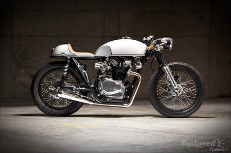 "1971 Honda CB450 Cafe Racer ""Bonita Applebum"" picture: 398035 - Top Speed"