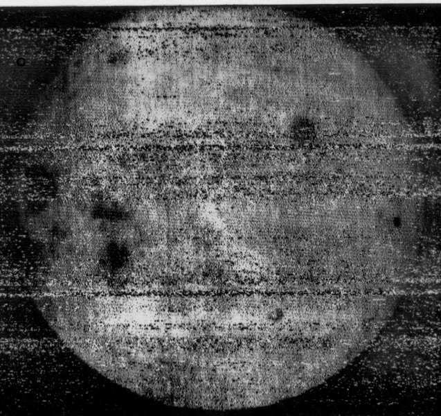 Histoire photographique de la Lune  La boite verte