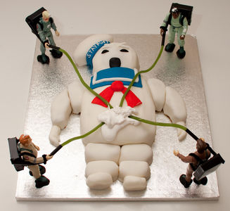 All sizes | Ghostbusters cake | Flickr - Photo Sharing!