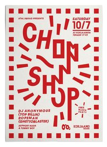 Prints and Posters   Chop Shop : Martin Martonen