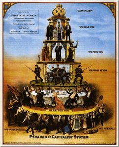 The Pyramid Of Capitalism | Prose Before Hos