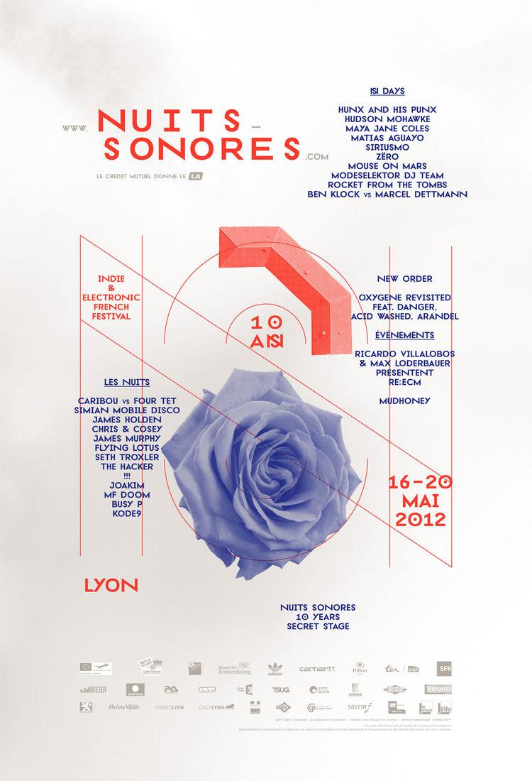Superscript²   Nuits Sonores 2012