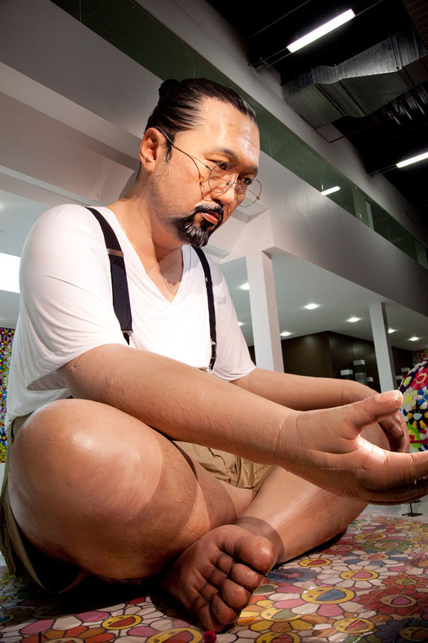 Éxtasis y obsesión: Murakami-Ego en Qatar