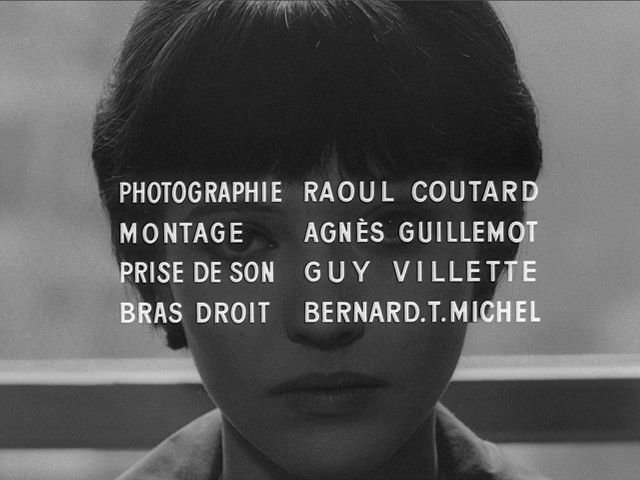 Vivre sa vie 1962  Jean-Luc Godard  Anna Karina