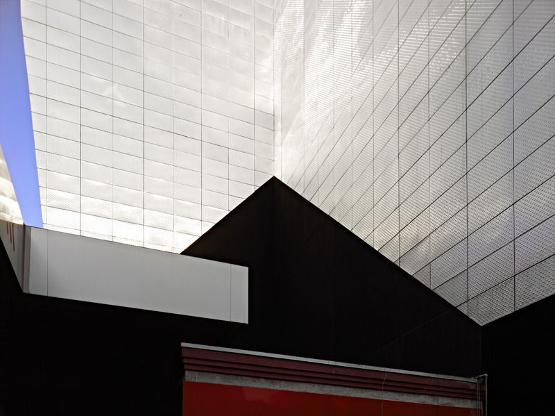 Urban Landscapes - Brendan Austin: Studio