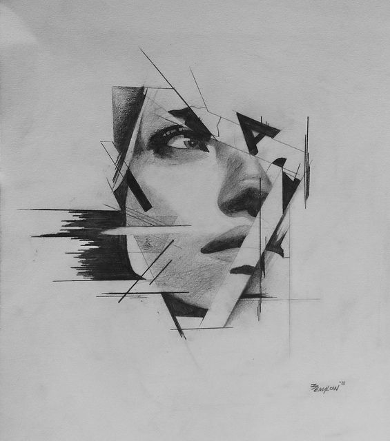 Imogen (Abstract) Sketch | Flickr - Photo Sharing!
