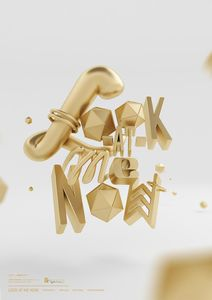 Typography 001. on the Behance Network