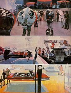 Flickr Photo Download: Retro Future