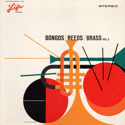 Project Thirty-Three: Bongoes Reeds Brass Vol. 2 (1961)