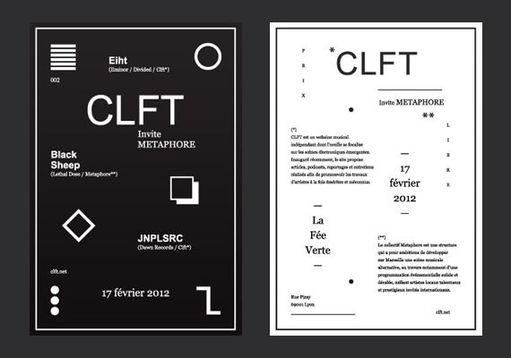 CLFT? - Aurélien Arnaud — Art Direction