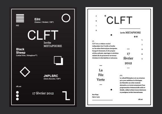 CLFT? - Aurélien Arnaud — Art Direction