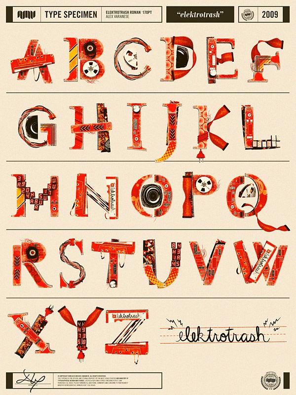 Alex Varanese: Artist Of The Day | designrfix.com