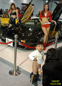 Parent Fails, In all fairness, this might be in Japan, in which...