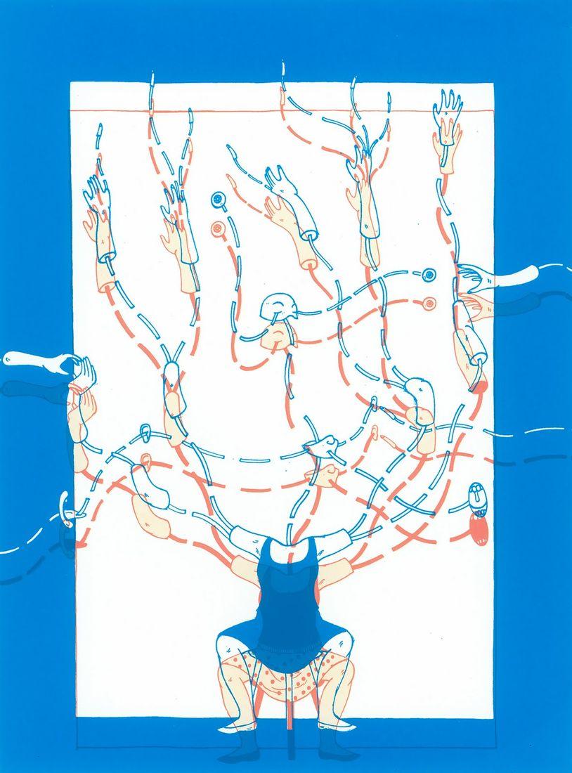 katharina Roeser Illustrationen und Grafiken